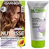 Garnier Nutrisse Ultra Color Hair Color and Anti-Brass Treatment,...