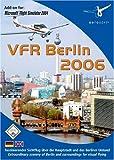 VFR Berlin 2006 - Complemento para simulador de vuelo (en inglés y alemán)