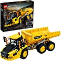 Lego Technic 42114 6x6 Volvo Articulated Hauler Building Kit (2193 Pieces)