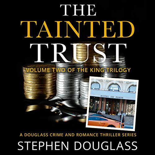 The Tainted Trust audiobook cover art