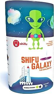 Shifu Galaxy AR Educational Game Augmented Reality Toys, Multi Colour