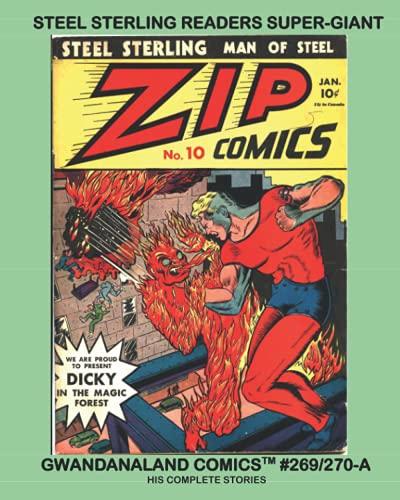 Steel Sterling Readers Super-Giant: Gwandanaland Comics...