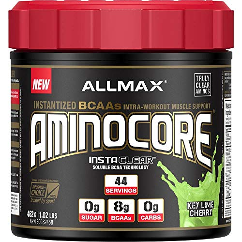 ALLMAX AMINOCORE Key Lime Cherry Supplement, 400 g