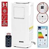 Mobile HECHT 3IN1 Klimaanlage (NEU) – Kühlen, Lüften, Entfeuchten – lokales...