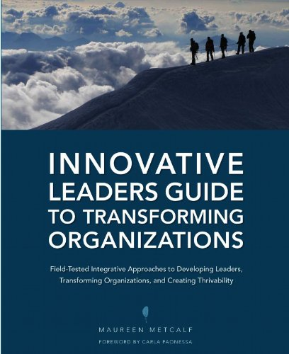 Innovative Leaders Guide to Transforming Organizations by [Maureen Metcalf]