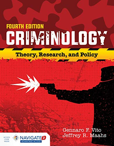 Download Criminology: Theory, Research, and Policy 1284090922