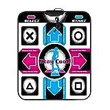 USB-11 Key-Tanz-Matten, Arcade Stil Tanz Spiele, Schnurloses Faltbare Non-Slip, USB Gewicht verlieren Pads Dancer Decke, Cozy Lose Weight Kinder-Geschenke, für...
