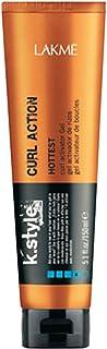 LAKME K. Style Hottest Curl Action Curl Activator Gel, 5.1 fl. oz.