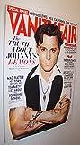 Vanity Fair (November 2011) Magazine (Johnny Depp Cover Feature)