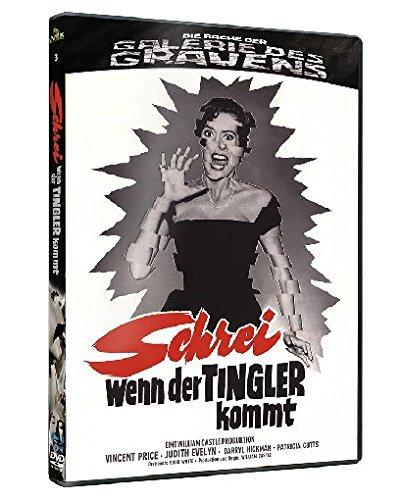 Schrei, wenn der Tingler kommt - Die Rache der Galerie des Grauens 3  (+ DVD) [Blu-ray]
