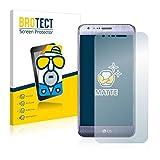 BROTECT 2X Entspiegelungs-Schutzfolie kompatibel mit LG X Cam Bildschirmschutz-Folie Matt, Anti-Reflex, Anti-Fingerprint