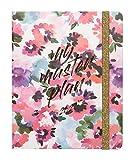 Erik Planer - Terminkalender 2021 My Master Plan - Taschenkalender mit Wochenansicht - Terminplaner