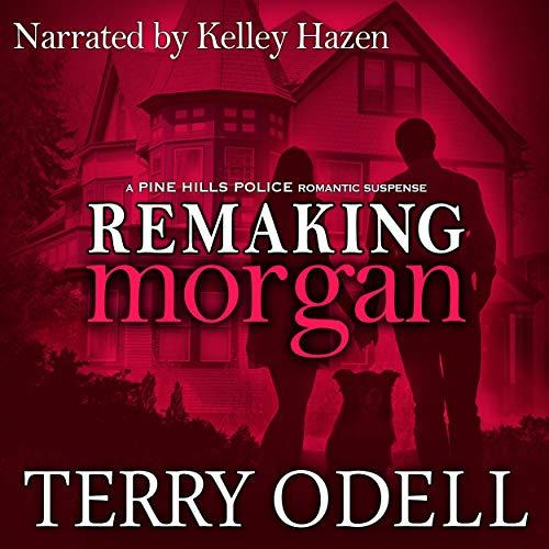 Remaking Morgan audiobook cover art