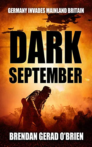 Book: Dark September by Brendan Gerad O'Brien