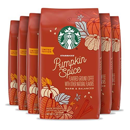 Starbucks Flavored Ground Coffee — Pumpkin Spice