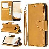Cas de couverture, Étui pour Samsung Galaxy S8 Portefeuille Multifonctionnel Téléphone Mobile...