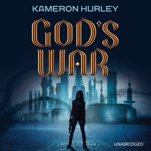 God's War audiobook cover art