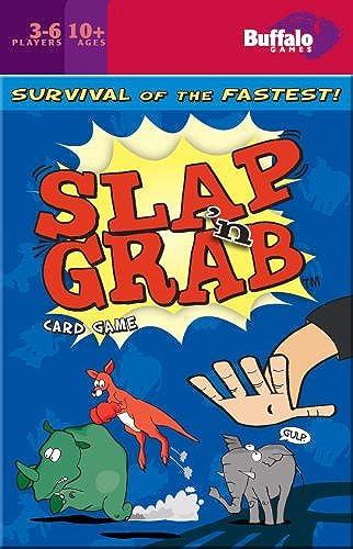 Buffalo Spiele Slap & Grab Kartenspiel