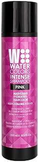 Watercolors Intense Color Shampoo 8.5 oz (Pink)