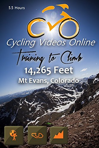Training to Climb! Virtual Indoor Cycling Training