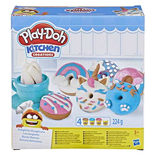 Play Doh Pd Delightful Donuts Set