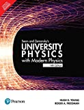 University Physics with Modern Physics | Fourtheenth Edition | By Pearson