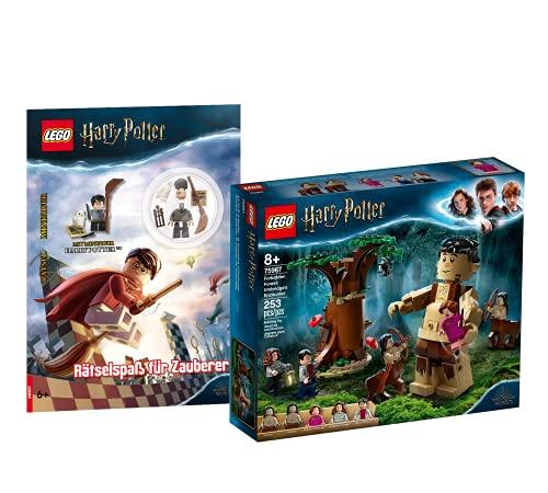 Collectix Lego 75967 Der Verbotene Foreste: encuentro con Umbridge y diversión para mago (cubierta blanda)