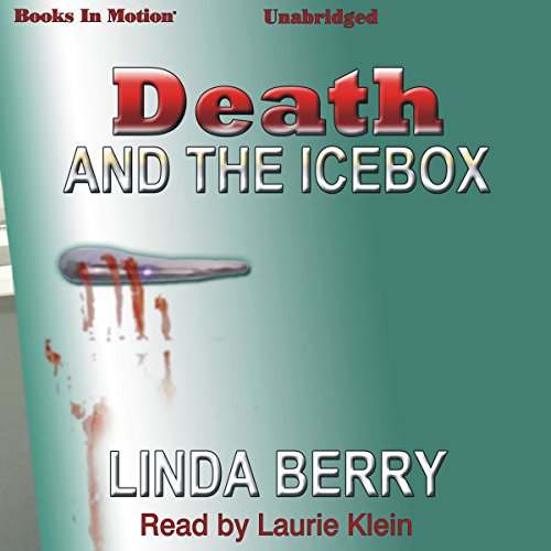 Death and the Icebox audiobook cover art