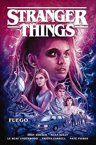 Stranger Things 3. Fuego