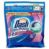 Dash Pods Allin1 + protección de los tejidos Pods para ropa – 1130 g