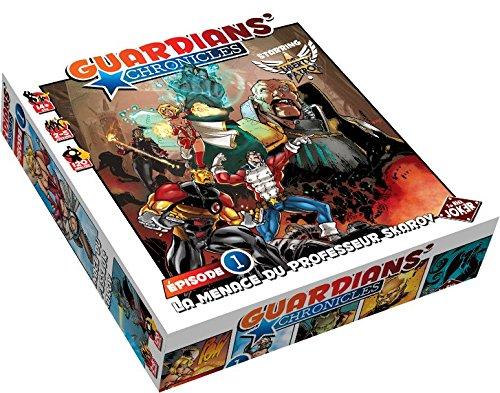 The Red Joker - REDJ1135 - Guardians' Chronicle - Jeu De Base - Version Française