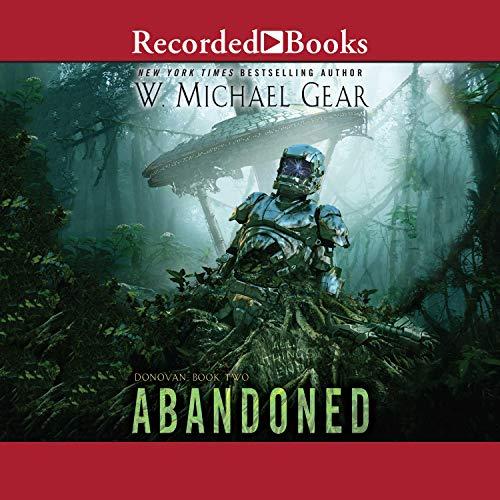 Abandoned audiobook cover art