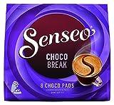 Senseo Chocobreak, 8 Choco Pads, 10er Pack  (10 x 108 g)