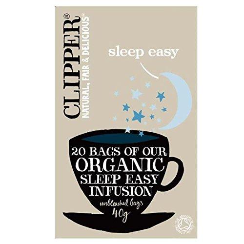 Clipper | Organic Sleep Easy | 6 x 20 bags