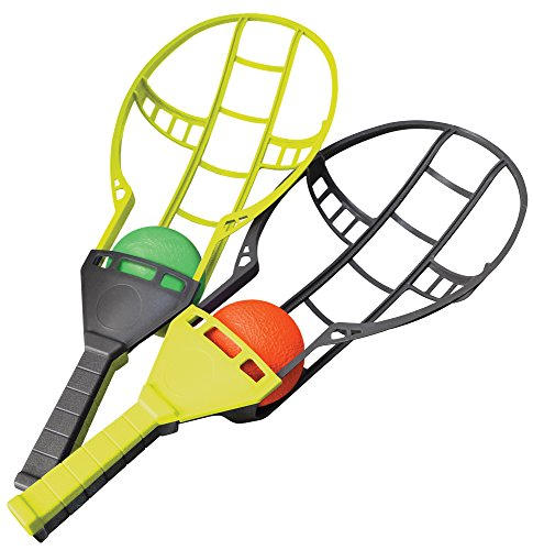 Wham-O 90073 Trac Ball Racket Toy Game, White, Large