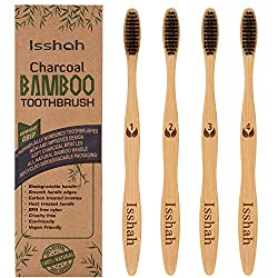 Bamboo toothbrushes are wonderful gifts for eco friendly travelers!