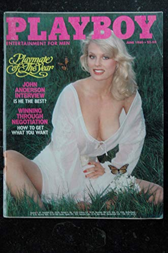 PLAYBOY US 1980 06 PLAYMATE OF THE YEAR Ola Ray Dorothy Stratten John Anderson