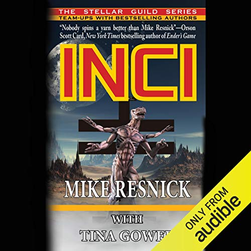 Inci audiobook cover art