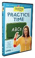 PRACTICE TIME ABC'S LEVEL 1