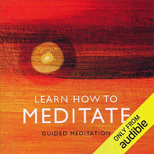 Learn How to Meditate audiobook cover art