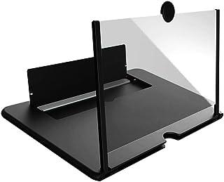 Loijon Amplificador de Tela de Celular, Efeito 3D, Dobrável