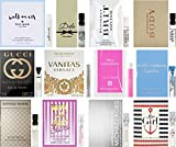 Designer Fragrance Samples Pour Femme - Sampler Lot x 12 Perfume Vials For Her (1.0)