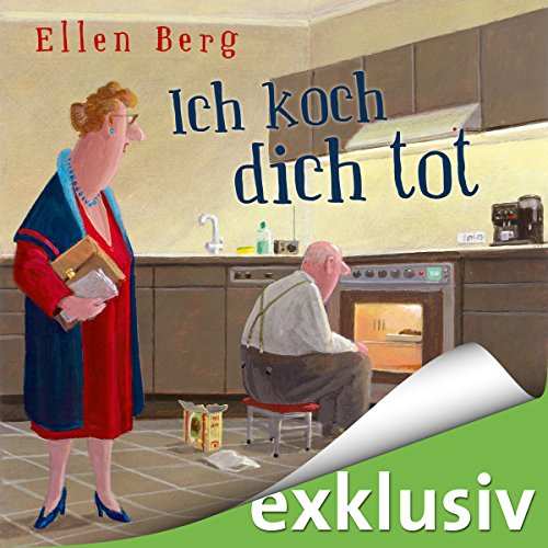 Ich koch dich tot audiobook cover art