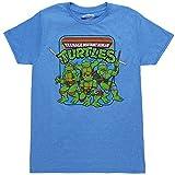 TMNT Teenage Mutant Ninja Turtles Men's Shirt-Large