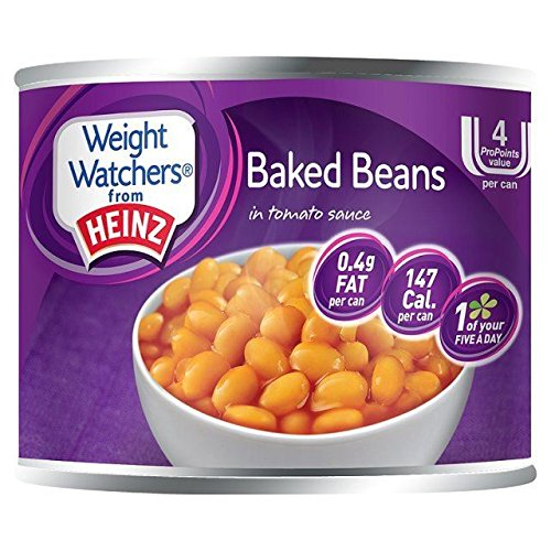 Heinz Weight 55% OFF Watchers Baked Beans 200g - 2 2021new shipping free Pack of