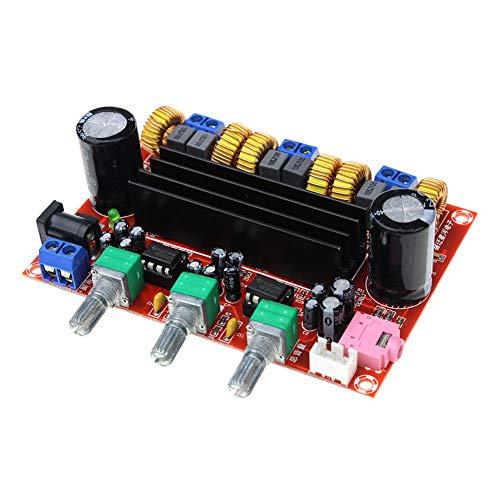 Henreal TPA3116D2 2.1 digitale audio versterker board XH-M139 DC12 V-24 V 2 x 50 W + 100 W versterker