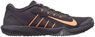 Men's Retaliation Trainer 2 Training Shoes (11.5, Grey/Orange)
