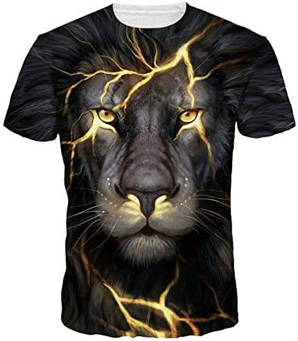 3d animal t shirt _image2