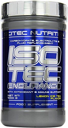 Scitec Nutrition CARB Isotec Endurance, Zitroneneistee, 1000g
