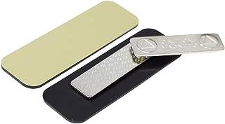 Name Tag/Badge Blanks - 25 Pack - Brushed Gold 1